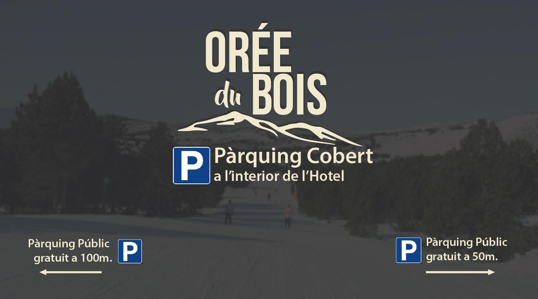 L'Hotel - Hotel Orée du Bois